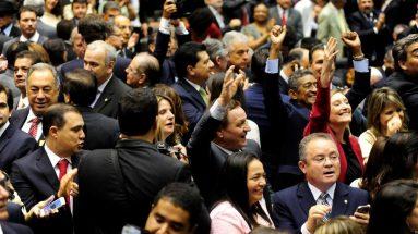 Dia da Posse e Trabalhos no Plenário