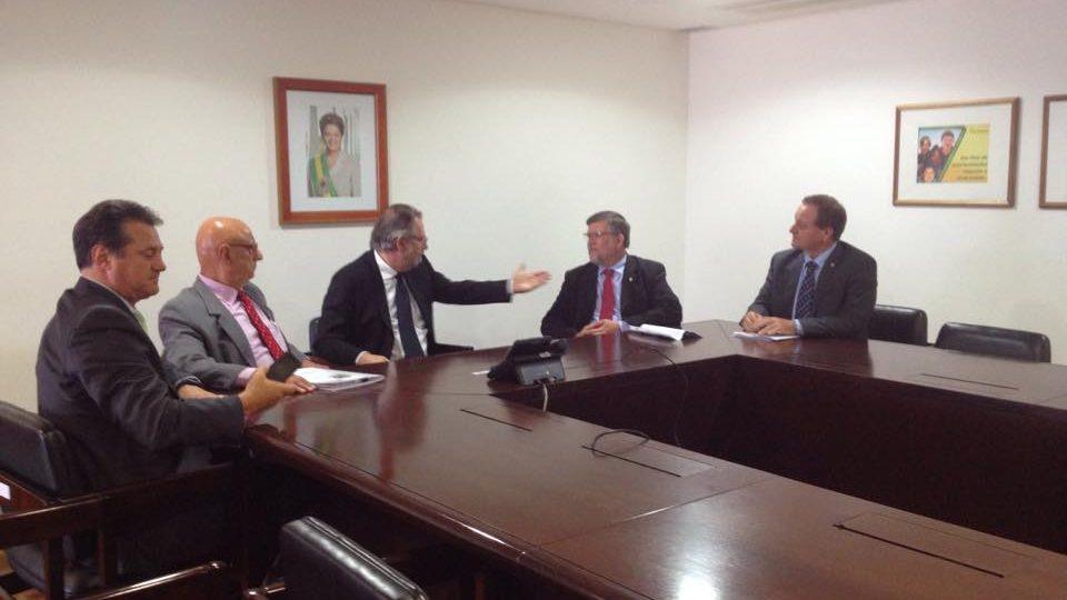 Valdir Colatto quer redução do óleo diesel e energia; Governo não abre mão e dificulta negociações