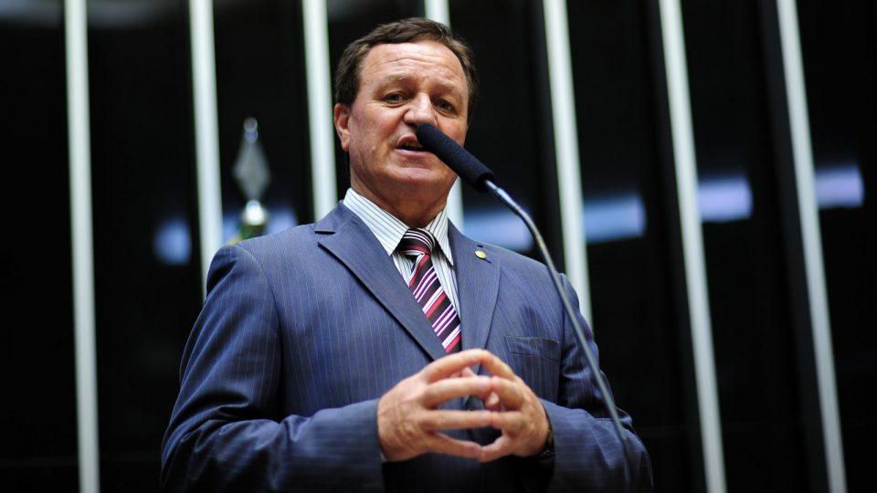 Deputado Federal Valdir Colatto toma posse e mantém agenda de trabalho intensa