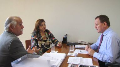 Nesta semana(09 à 12/03/2015) Colatto recebeu a visita de prefeitos, vereadores, representantes de entidades e da imprensa