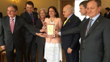 Valdir Colatto participa de comitiva brasileira na Europa