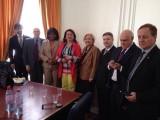 Valdir Colatto acompanha comitiva brasileira em Paris na França