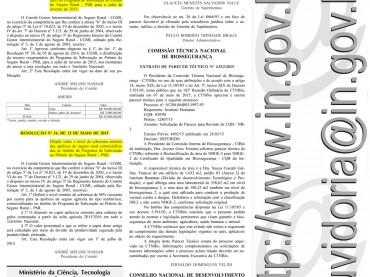 Resoluções aprovam distribuição e nível de cobertura mínimo para o seguro rural