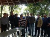 Juventude de Palmitos em ato de filiações ao PMDB