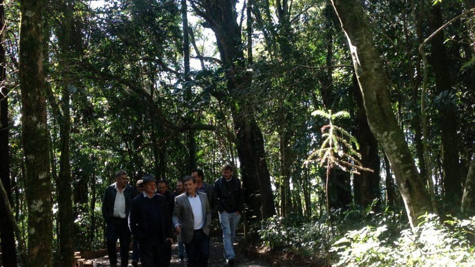 Xaxim ganha Eco Parque com emenda do deputado Colatto