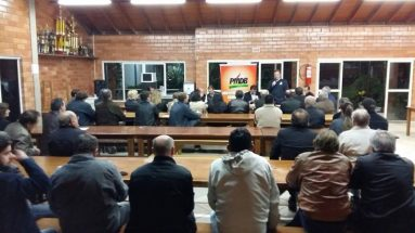 Jornada do PMDB em Xanxerê