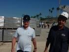 Colatto visita obras dos Jogos Olímpicos de 2016 no Rio de Janeiro