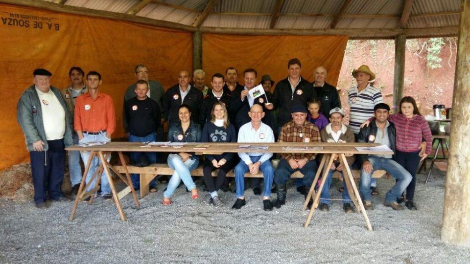Deputado Colatto visita 30 municípios