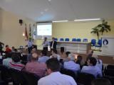 Reunião com o DNIT em Chapecó