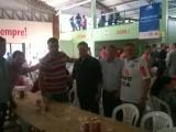 Festa na comunidade da Colônia Cella em Chapecó