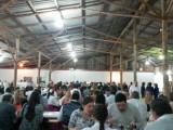 Festival da lasanha promovido pelo Lions Clube de Xaxim