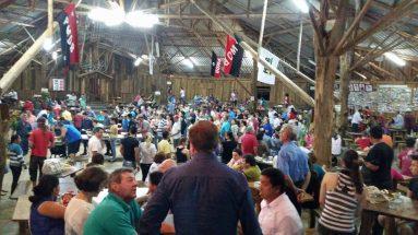 Encontro do PMDB de Caxambu do Sul
