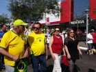 Colatto participa das manifestações de 16 de agosto