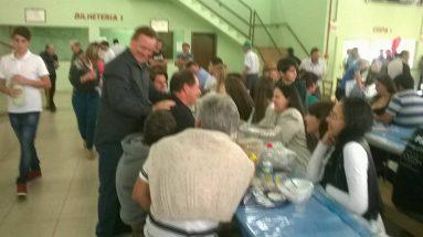 Festa de Santa Ana distrito de Fernando Machado município de Cordilheira Alta