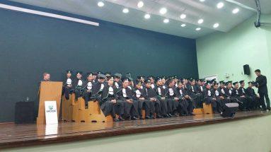 Formatura dos Técnicos Agropecuários do Colégio La Salle de Xanxerê