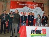 Encontro do PMDB em Chapecó