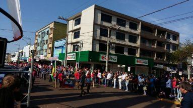 Desfile de 7 de Setembro em Xanxerê