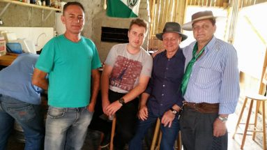 Acampamento Farroupilha em Chapecó
