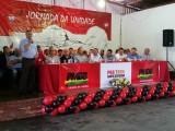 Encontro Regional do PMDB em Campos Novos