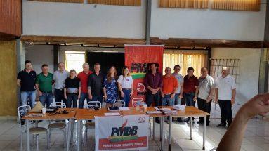 Convenções PMDB – Arvoredo, Xaxim, Xanxerê e Chapecó