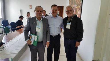 Palestra no Seminário Estadual de Desenvolvimento Rural da FETAESC em Florianópolis
