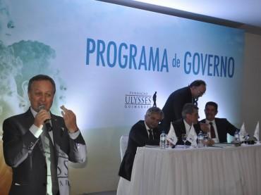 Agricultura na proposta nacional do PMDB