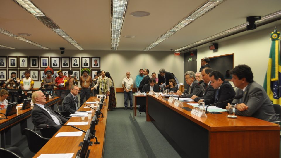 Colatto assume sub-relatoria da CPI da Funai