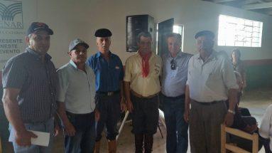 Posse da diretoria do Sindicato Rural em Campo Belo