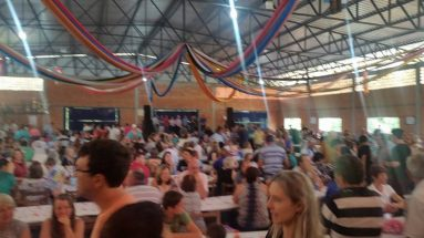 Inauguração da sede da Comunidade de Boa Esperança em Concórdia