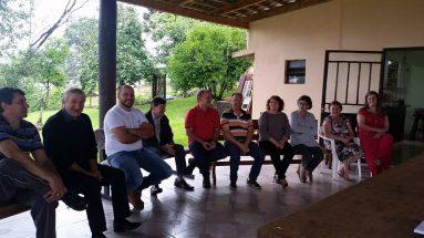 Confraternização Familiares e Colaboradores