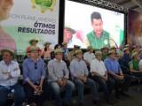 """Campo Demonstrativo Alfa –  CDA 2016, em Chapecó"""". """"Bom planejamento, ótimos resultados"""