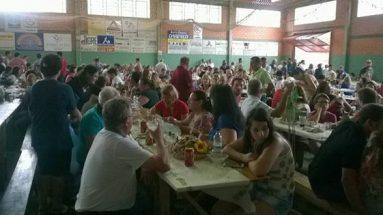 Festa de Nossa Senhora de Lurdes comunidade Sede Figueira Chapecó