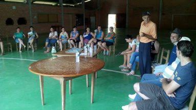 Comunidade de Borboleta Alta em Itá