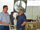 Colatto visita Itaipu Rural Show e destaca importância das feiras agrícolas