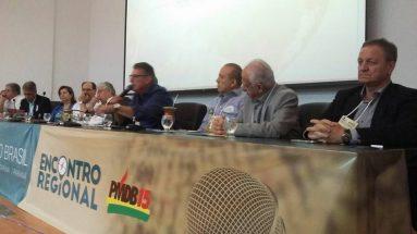 Porto Alegre Encontro Regional do PMDB do RS, SC, PR e MS