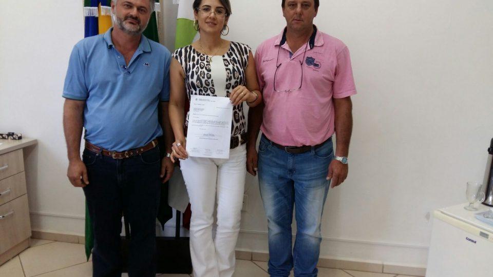 Colatto confirma R$ 100 mil de recursos para a saúde em Ouro Verde