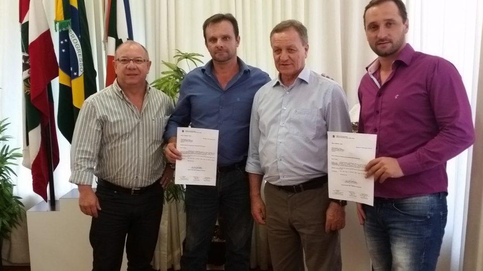 Colatto confirma R$ 650 mil em recursos para Xaxim