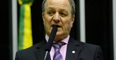 Na tribuna da Câmara, Colatto faz apelo para que o PMDB nacional deixe a base do governo