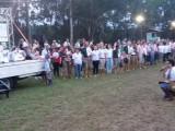 Rodeio no CTG Amizade sem Fronteira de São Lourenço do Oeste