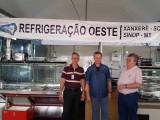 Feira agroindustrial de São Domingos/SC