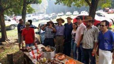 83 anos do agricultor Leonel Alves de Mello em Ouro Verde