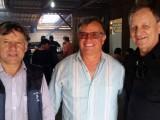 São Joaquim – Visita Festa da Maçã, vinicultores e amigos