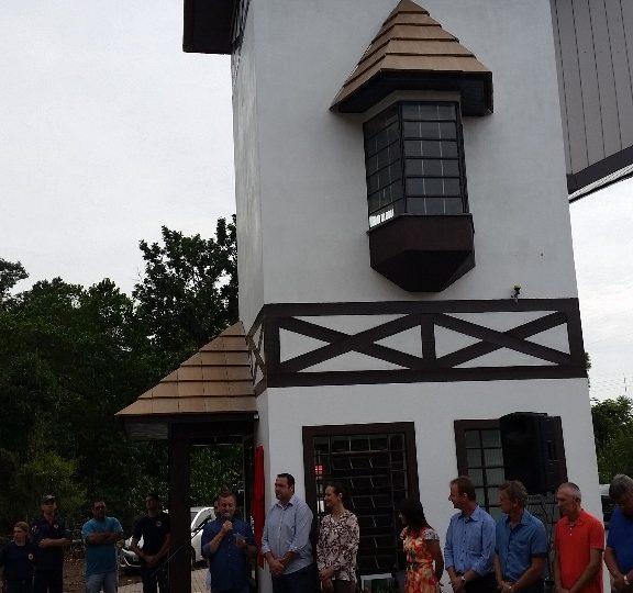 São Carlos inaugura portal