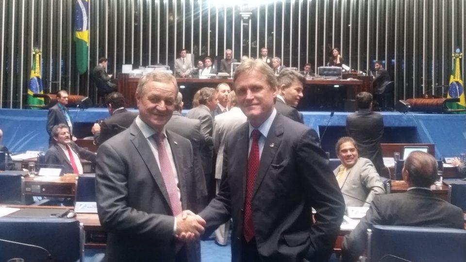 Senado aprova projeto sobre contratos de integração