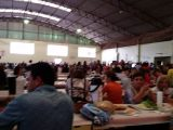 Festa do Cinquentenário da igreja católica da Colônia Bacia em Chapecó