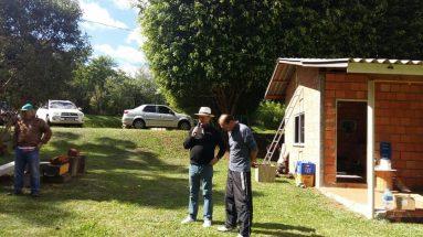 Aniversário de Gilmar Reiner em Itá