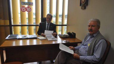 Visitas ao Gabinete em Junho