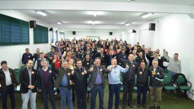 Workshop do PMDB em Chapecó