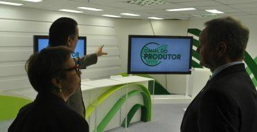 Deputado Colatto prestigia lançamento do Canal do Produtor