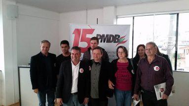 Campos Novos workshop do PMDB